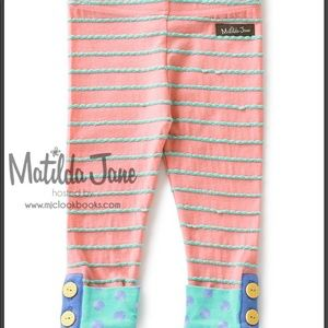 Matilda Jane Giggles with You leggings